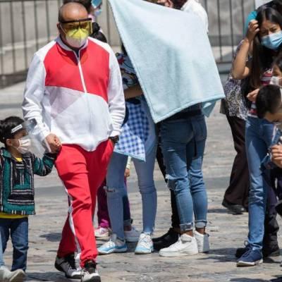 México llega a las 83 mil 781 muertes por coronavirus con 817 mil casos confirmados