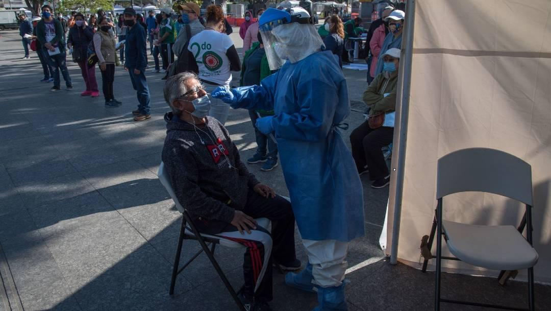 La Secretaría de Salud reporta que México llega a los 86 mil muertes por COVID-19 con 847 mil casos confirmados