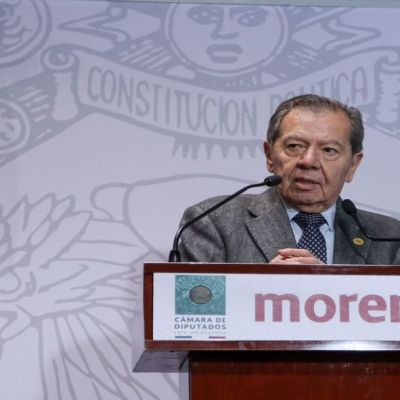 Muñoz Ledo insiste en triunfo; invita a toma de protesta este lunes