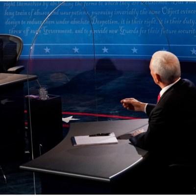 Debate vicepresidencial: Mike Pence y Kamala Harris se enfrentan por manejo de la pandemia en EE.UU.