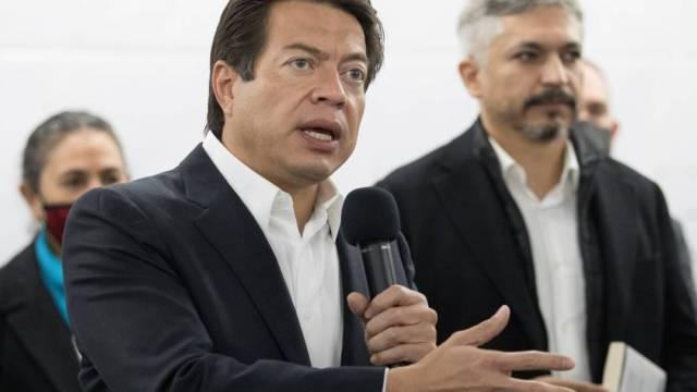 El diputado Mario Delgado aseguró que la propuesta para desaparecer fideicomisos no es un capricho presidencial