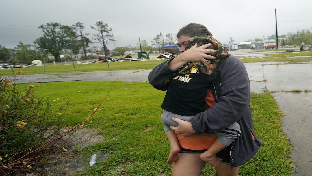 'Delta' se degrada a tormenta tropical tras tocar