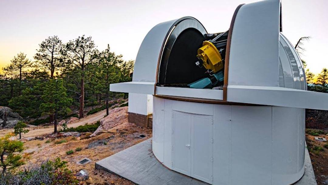 Descubrieron 2 Exoplanetas Telescopio SAINT-EX