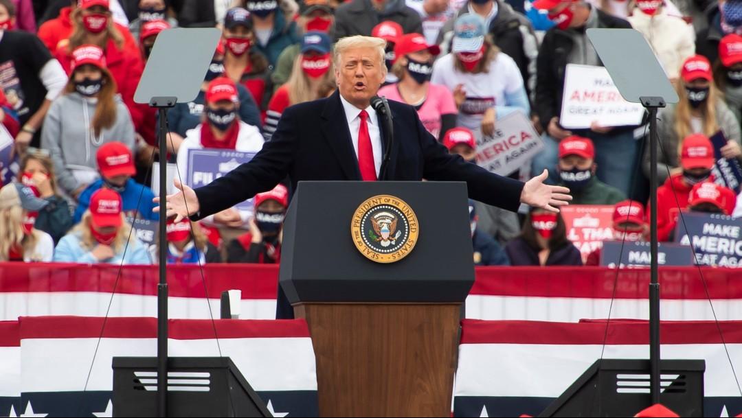 El voto anticipado ya superó al de 2016 — Estados Unidos