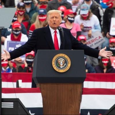 Trump rechaza decisión de conteo de boletas de la Corte Suprema