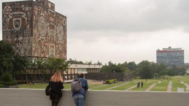 Edificio de la Rectoría de la UNAM