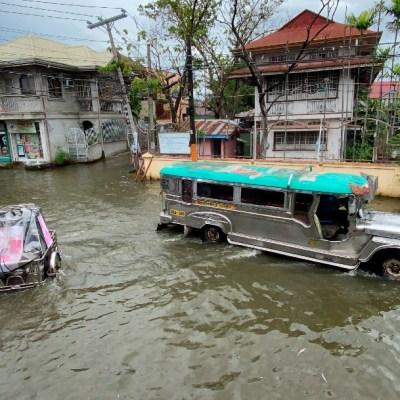 El tifón Molave deja 3 muertos y 9 desaparecidos en Filipinas