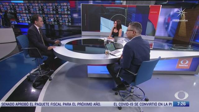 entrevista con arturo herrera secretario de hacienda para despierta