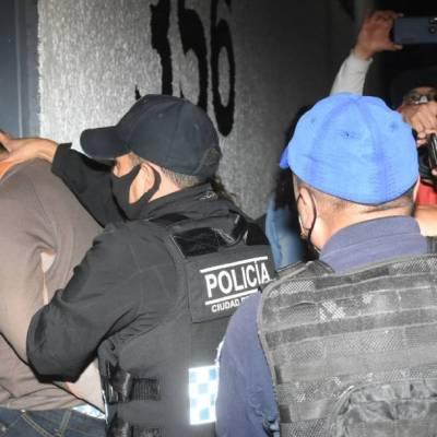Un juez de control impuso prisión preventiva a los 14 extorsionadores detenidos en Xochimilco