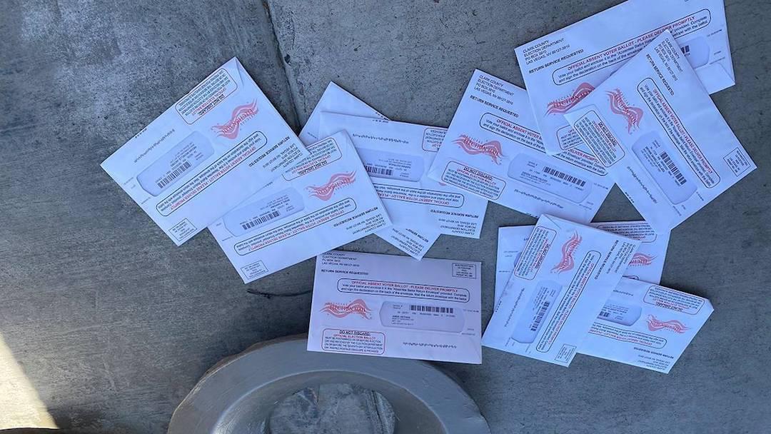 Boletas Enviadas Correo Elecciones EUA 2020