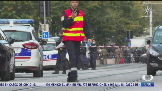 francia no cedera ante amenaza islamista dice macron