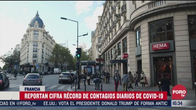 francia vuelve a romper record de covid 52 mil contagios en 24 horas