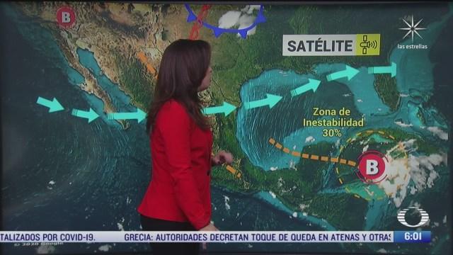 frente frio 8 provocara lluvias fuertes en coahuila nuevo leon y tamaulipas