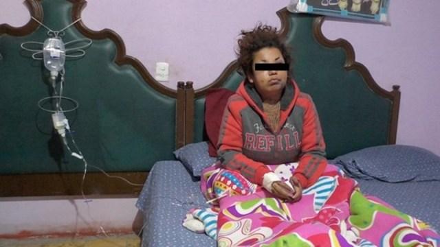La policía de Saltillo ignoró a mujer golpeada por expareja