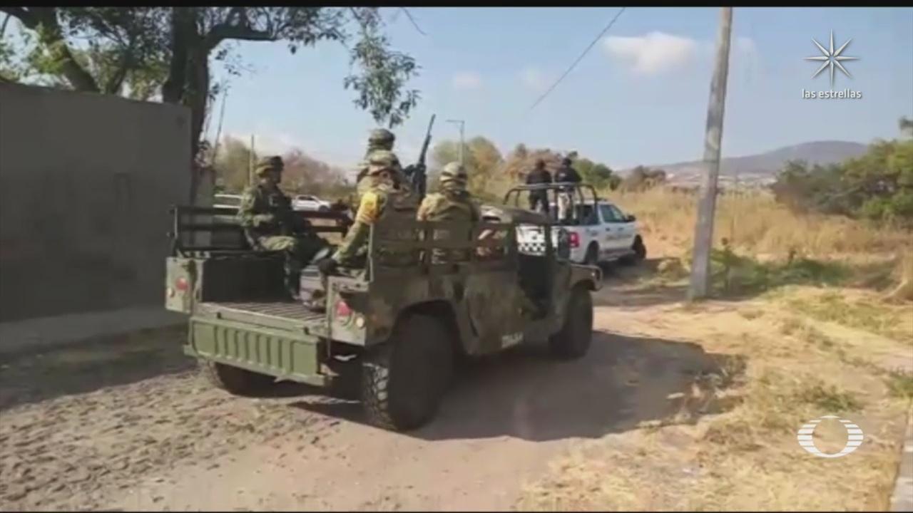 Hallan 61 cuerpos en fosa clandestina, en Guanajuato