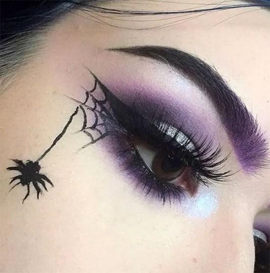 5 ideas de maquillaje para este Halloween que te encantarán