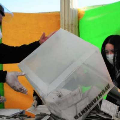 Hidalgo vivió inédita jornada electoral