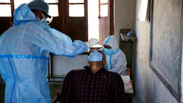 India suma 6.3 millones de casos de coronavirus COVID-19