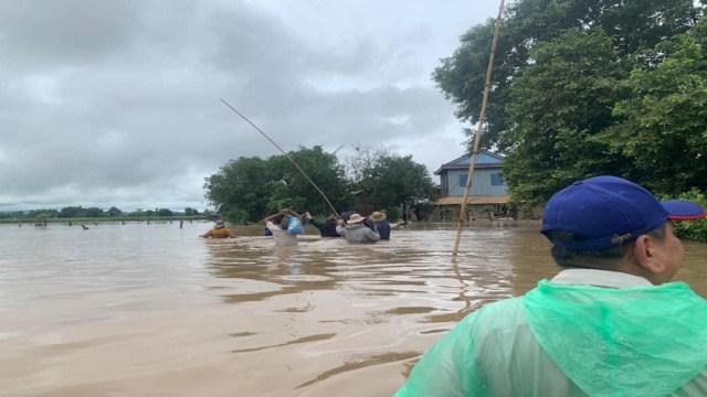 Inundaciones en Vietnam y Camboya dejan 123 muertos