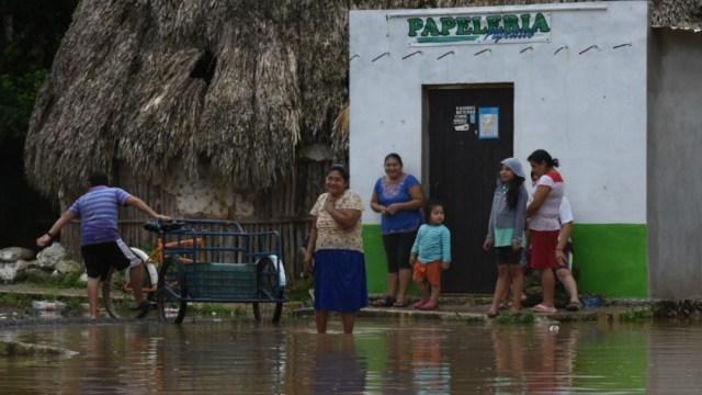 inundaciones en campeche
