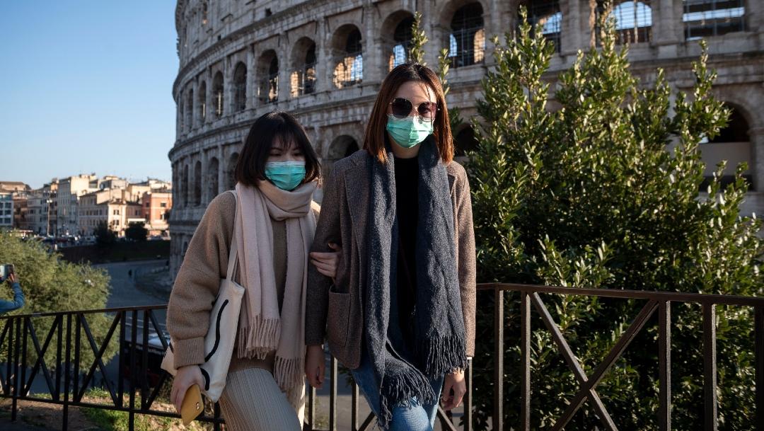 Italia estrenó el toque de queda y reconoció una situación