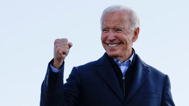Joe Biden, candidato demócrata a la presidencia de Estados Unidos