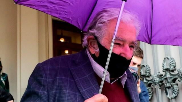 jose mujica, expresidente de uruguay