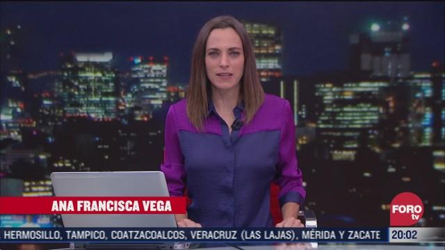 las noticias con ana francisca vega programa del 13 octubre de