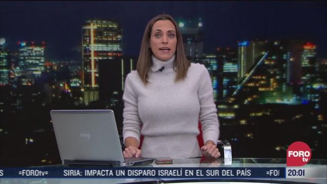 las noticias con ana francisca vega programa del 20 octubre de