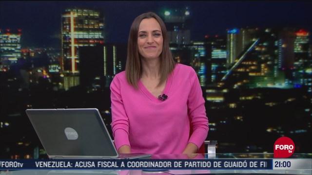 las noticias con ana francisca vega programa del 29 de octubre de