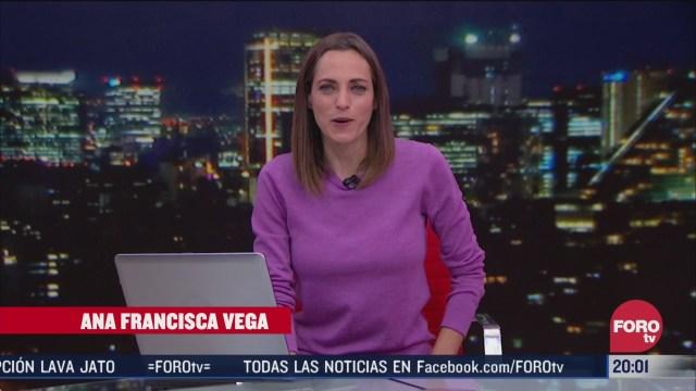 las noticias con ana francisca vega programa del 7 de octubre de