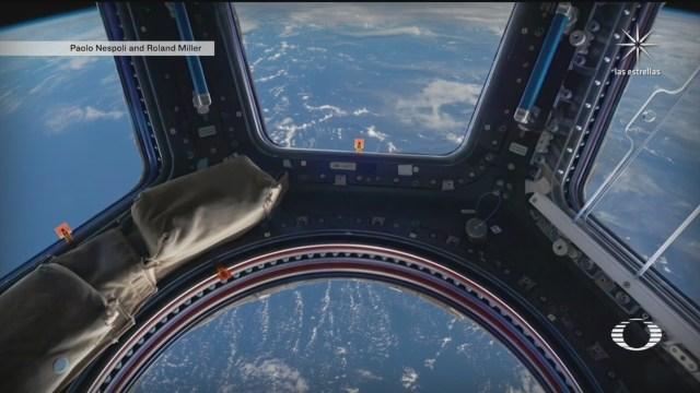 libro sobre la estacion espacial internacional sera lanzado en noviembre