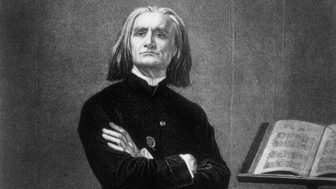 Hay que dividir el mundo de la música conocida como clásica en antes y después de Franz Liszt debido a la Lisztomanía