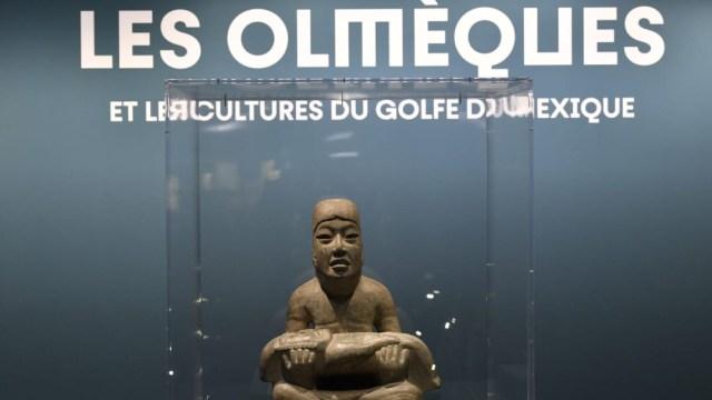 'Los Olmecas y las culturas del Golfo de México' llega al museo Quai Branly-Jacques Chirac en París