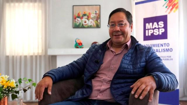 Luis Arce gana elección presidencial en Bolivia, confirma cómputo final