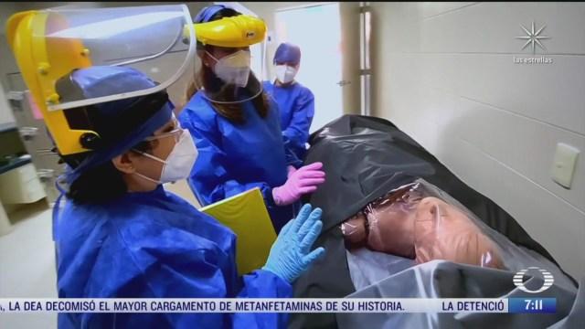 marina modifica protocolos para tratamiento y entrega de cadaveres por covid