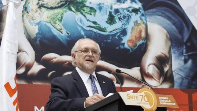 Mario Molina, ganador del Premio Nobel de Química