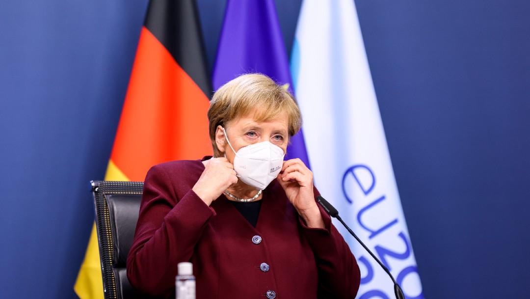 Merkel pide a los alemanes permanecer en casa ante repunte del coronavirus