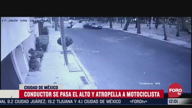 motociclista muere al ser atropellado por una camioneta en la alcaldia coyoacan cdmx