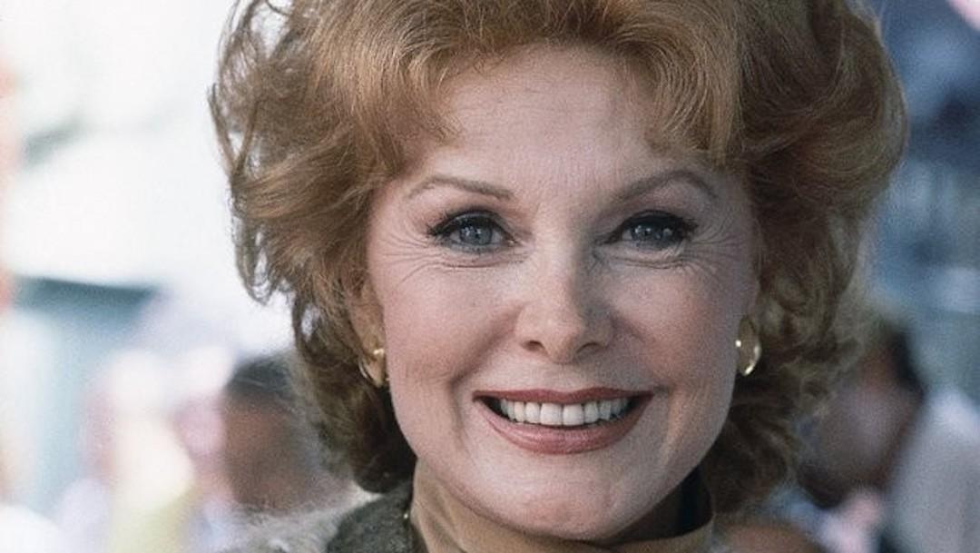 Muere la actriz Rhonda Fleming