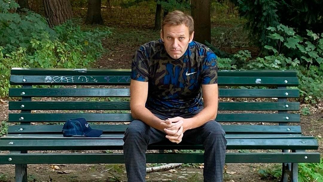 Navalny acusa a Putin de estar detrás de su envenenamiento