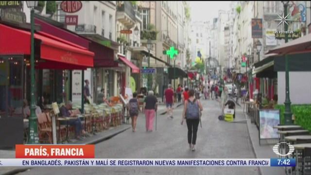 nuevo confinamiento por covid 19 en francia