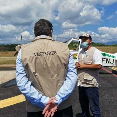 Oaxaca combate el dengue con fumigaciones en la Costa
