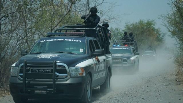 Abandonan-cuatro-cuerpos-en-carretera-de-Michoacán