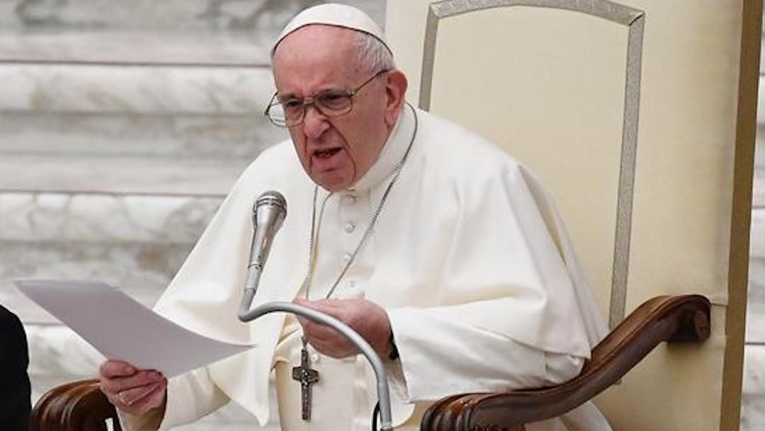 El papa Francisco destaca 'que el dinero debe servir y no gobernar'