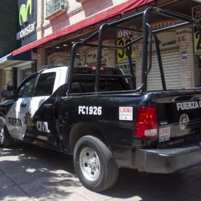 Padre e hijo matan a golpes a presunto ladrón en Nuevo León