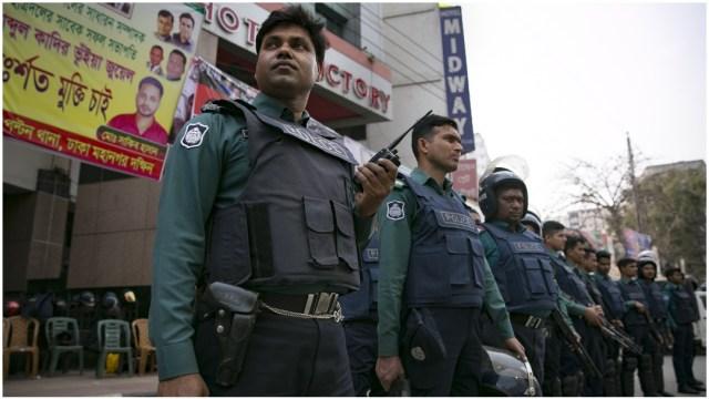 Violación Bangladesh