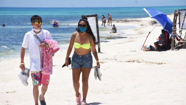 Gobierno de AMLO no va a permitir entrega de playas para privatización