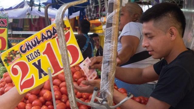 Precios al consumidor en México