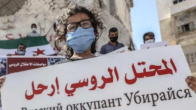 Piden sanciones para Putin y Al Asad por abusos en Idlib